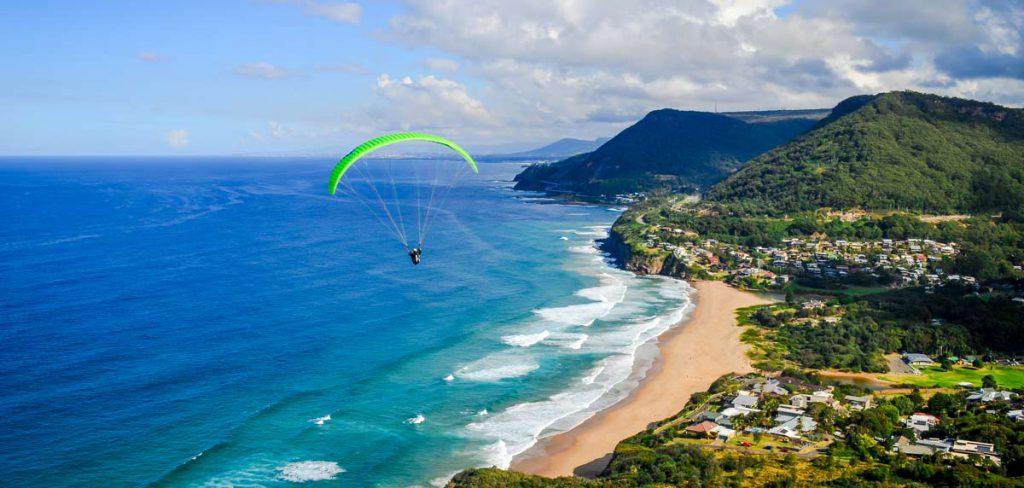 paragliding-nsw-south-coast-holidays